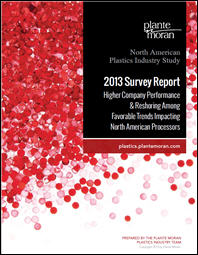 2013 Plant Moran Plastics Industry Economic Report