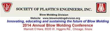 2014 Blow molders conference