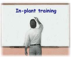 in-plant training for plastics manufacturers