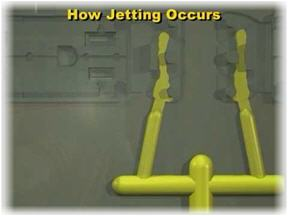 Injection Molding Jetting