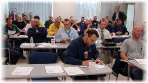 injection molding and extrusion training