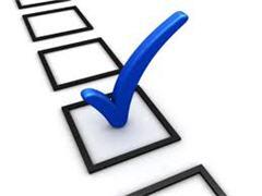 injection molding training checklist