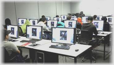 training classroom injection molding company