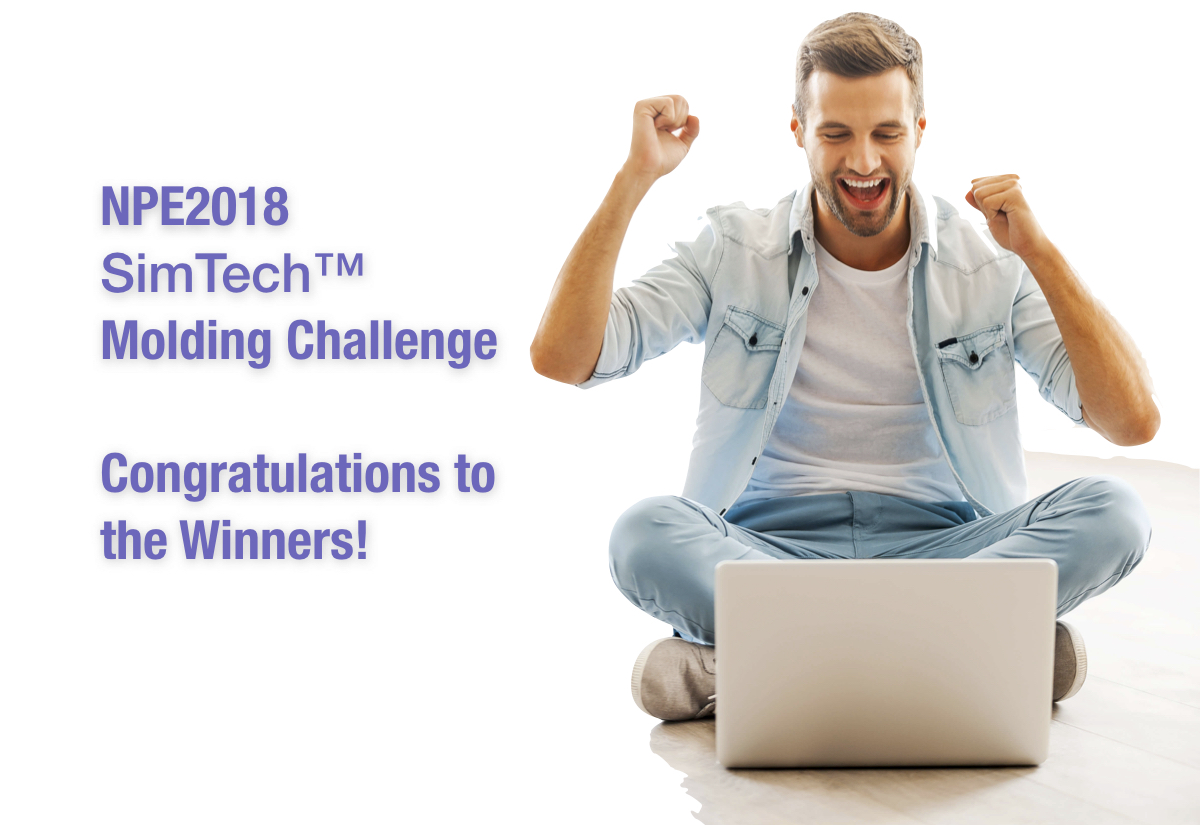 Who Won The NPE SimTech Molding Challenge?