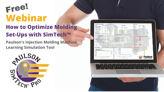 Webinar: How To Optimize Molding Set-Ups With SimTech