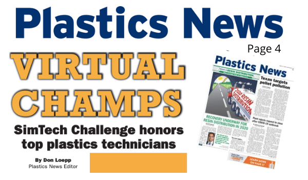 SimTech Challenges Featured In Plastic News!